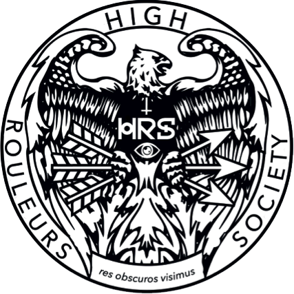 High Roulers Society Logo
